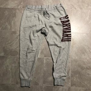 H&M Harvard sweatpants